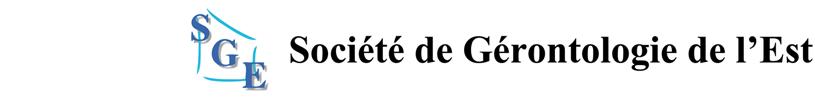Société de Gérontologie de l'Est
